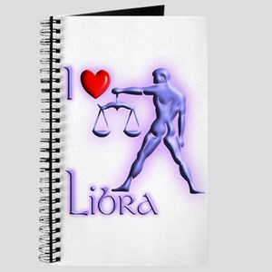I Love Libra Journal