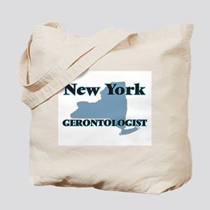 New York Gerontologist Tote Bag