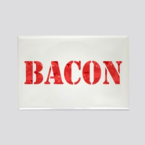 Bacon Camo Magnets