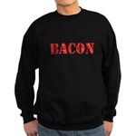 Bacon Camo Sweatshirt