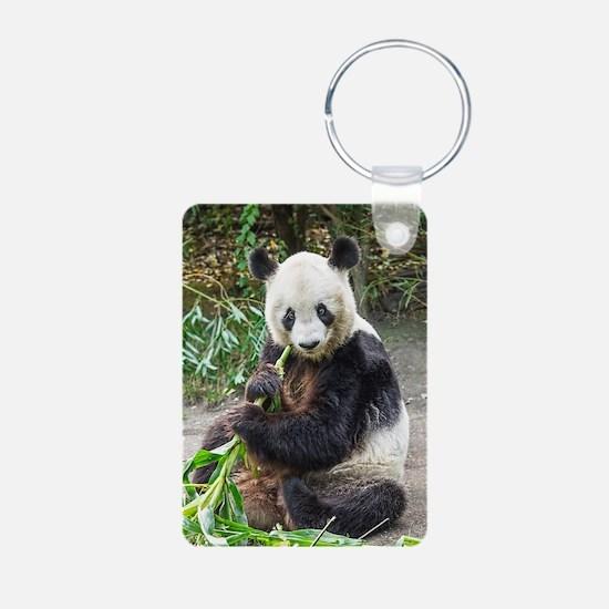 Panda Bear 1 Keychains