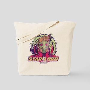 GOTG Star-Lord Head Tote Bag