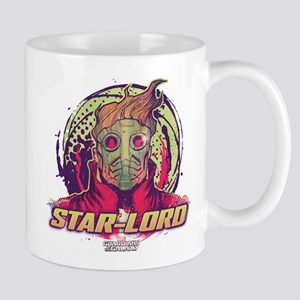 GOTG Star-Lord Head Mug