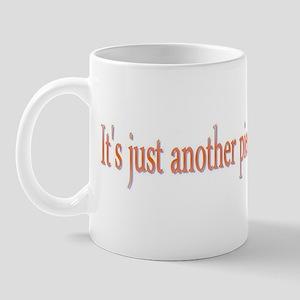 Piece to the Puzzle Mug