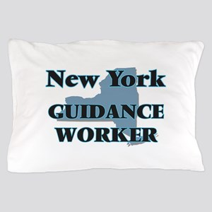 New York Guidance Worker Pillow Case