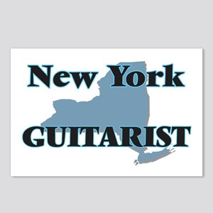 New York Guitarist Postcards (Package of 8)