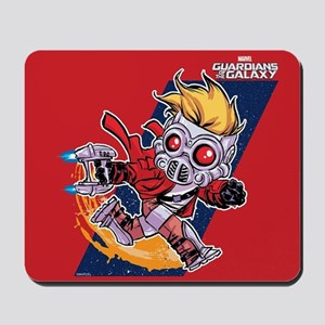 GOTG Star-Lord Running Mousepad