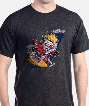 GOTG Star-Lord Running T-Shirt