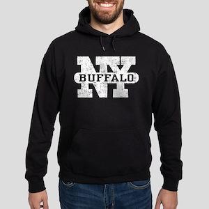 Buffalo NY Hoodie (dark)