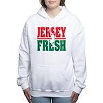 Jersey Fresh Women's Hooded Sweatshirt