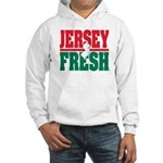 Jersey Fresh Men's Hooded Sweatshirt