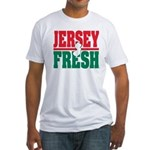 Jersey Fresh Men's Fitted T-Shirt