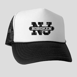 Hoboken NJ Trucker Hat