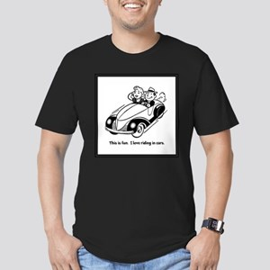 She loves riding in cars T-Shirt