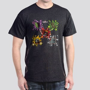 Young GOTG Stars Dark T-Shirt