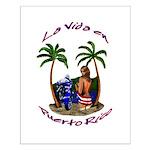 La.Vida.En.PuertoRico.2 Small Poster