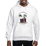 La.Vida.En.PuertoRico.2 Hooded Sweatshirt