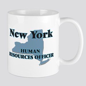New York Human Resources Officer Mugs