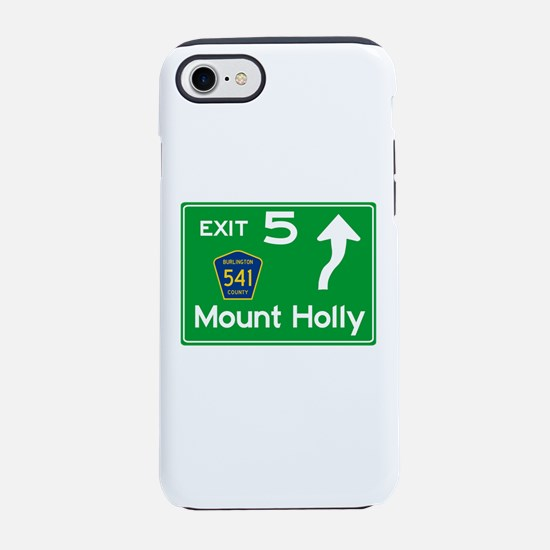 NJTP Logo-free Exit 5 Mount iPhone 8/7 Tough Case