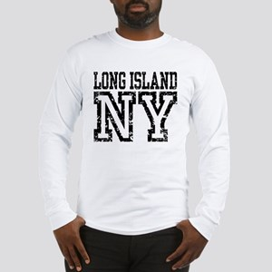 Long Island NY Long Sleeve T-Shirt