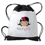 TechGirlz Drawstring Bag