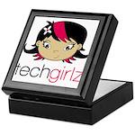TechGirlz Keepsake Box