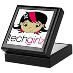 TechGirlz Keepsake Box