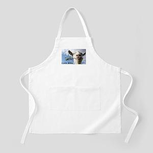 Weed Goat Apron