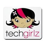 TechGirlz Mousepad