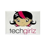 TechGirlz Magnets
