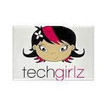 TechGirlz Magnets