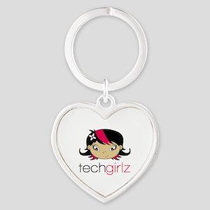 TechGirlz Keychains