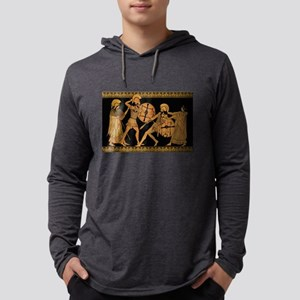 Achilles Slaying Hector Long Sleeve T-Shirt