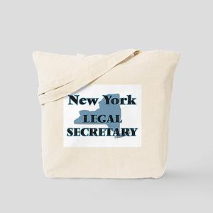 New York Legal Secretary Tote Bag