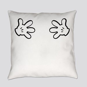 Mickey hands Everyday Pillow