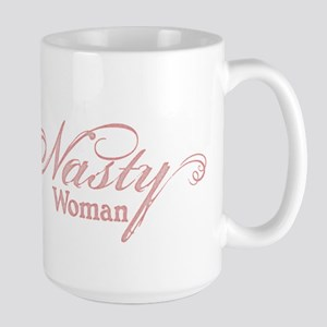 Nasty Woman Stainless Steel Travel Mugs