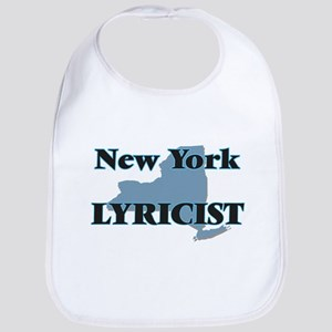 New York Lyricist Bib