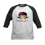 TechGirlz Baseball Jersey