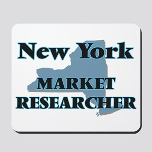New York Market Researcher Mousepad