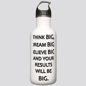 Think Big Dream Big Stainless Water Bottle 1.0L