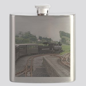Brecon Mountain Railway, Wales 2 Flask