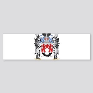 O'Flaherty Coat of Arms - Family Cr Bumper Sticker