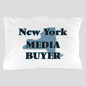 New York Media Buyer Pillow Case