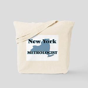 New York Metrologist Tote Bag