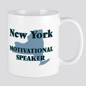 New York Motivational Speaker Mugs