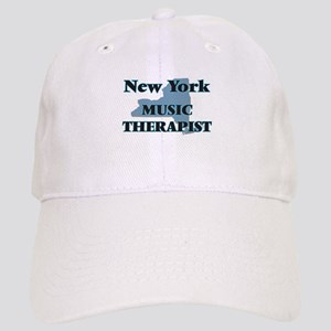 New York Music Therapist Cap