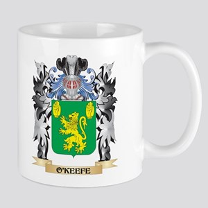 O'Keefe Coat of Arms - Family Crest Mugs