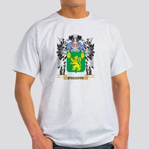 O'Keeffe Coat of Arms - Family Crest T-Shirt