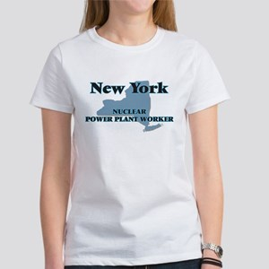 New York Nuclear Power Plant Worker T-Shirt