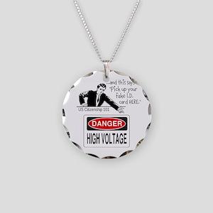 U.S. Citizenship 101 Necklace